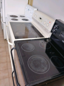 fridge of all kinds washer dryer stove good price