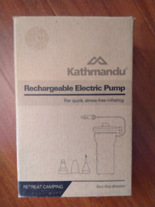 price drop! Rechargeable Electric Pump Westmead Parramatta Area Preview