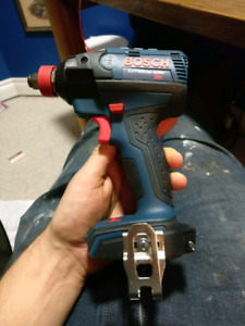Bosch brushless impact driver