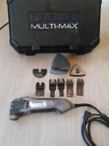Dremel Multi-Max oscillating tool