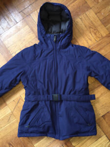 THE NORTH FACE DOWN JACKET WOMEN SIZE LARGE WATER/WIND PROOF