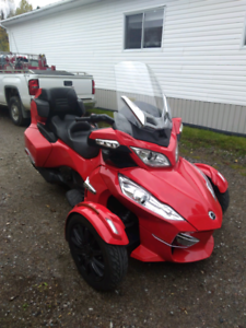 Spyder rt - s 2013.  14,813.00$