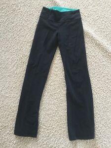 Lululemon Yoga Pants Size 2 Regina Regina Area image 1