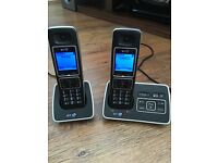 BT6500 Twin Cordless Phone Set