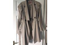 Ladies next trench coat size 12