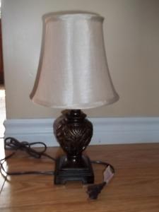 Belle petite lampe