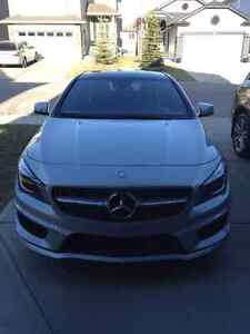 2014 Mercedes-Benz CLA250 4MATIC Factory AMG Package