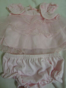 Brand New Baby Girl's Clothes
