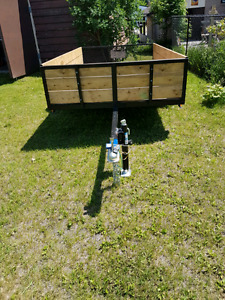 5X9 utility trailer  $1000 firm price