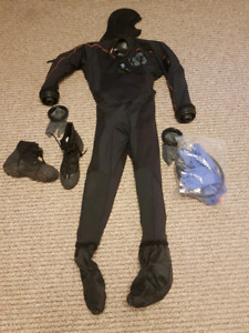 Whites Fusion One Dry suit