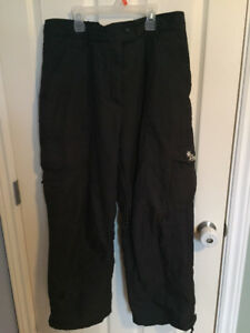 Womens Roots Snow Pants, XL