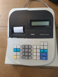 110dx Electronic Cash Register