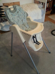 Cosco High chair in amazing condition