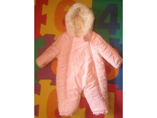 ***big bundle baby girl clothes from nb-6months***