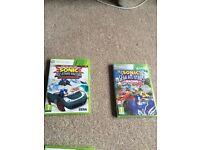 Sonic Xbox 360 bundle