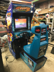 Hydro Thunder Boat racing coin operated arcade game LCD MONITOR