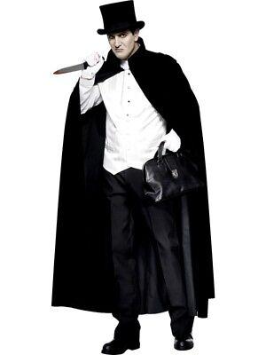 Jack the Ripper Deluxe Herren Kostüm Karneval