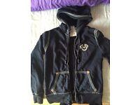 True religion jacket small