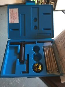 SPECIAL VALVE SEAT CUTTER KIT