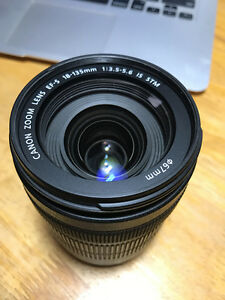 CANON Lens, 18-135, IS, STM, 3.5-5.6, Latest version