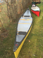Nice 16 ft. Canoe used 1 season  reduced to $585  plus 2nd $485
