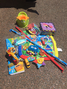 Baby Toy Lot - $25 for everything