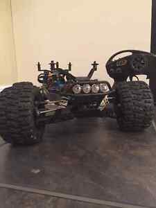 traxxas stamped 4x4 vxl