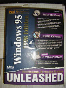 UnLeashed Windows 95