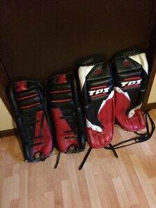 Goalie gear, prices with each item