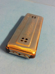 Vintage Double Sided Astoria Harmonica Germany