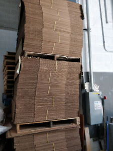 NEW 24x21.5x19.5 Corrugated Boxes | Extra inventory | Must Sell