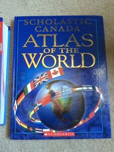 Children's Atlas and Dictionary Kitchener / Waterloo Kitchener Area image 3