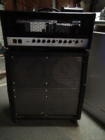 Epiphone SoCal 50 watt tube head and FREE 4x12 Cab