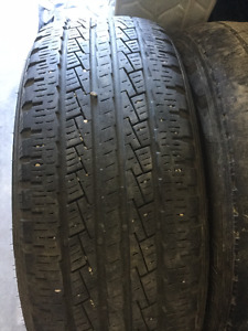 """Used 20"""" tires"""