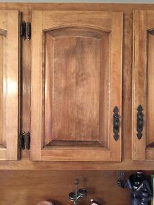 Cherche module cuisine bas avec porte arquée
