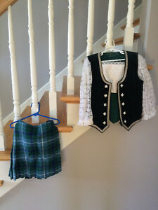 Highland Dance Clothing and Shoes