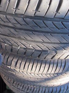 Set of Four, 175/65 R 15, M & S, Bridgestone Tires,Lots of tread Prince George British Columbia image 10