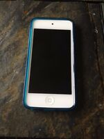 Blue 5th Generation iPod Touch