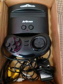 Sega Megadrive with various games. REDUCED PRICE !