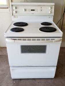 stove and refrigerator for sell