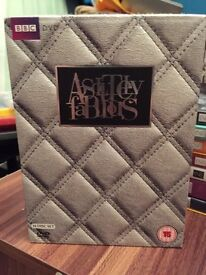 Absolutely fabulous complete box set