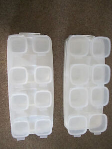 Baby Food containers by Baby Cubes