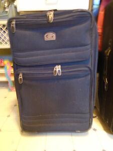 Globe Trotter Single Piece Luggage