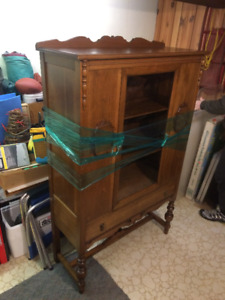 Antique China Hutch - $500.00 OBO