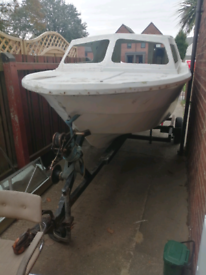Project boat plus all new bits