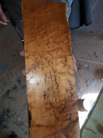 Instrument Wood, Luthier Stock