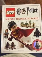 Harry Potter Lego book