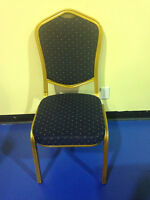Chairs - Suitable for cafe, reception hall, restaurant etc.