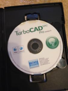 Turbo CAD Software for Mac and training essentials