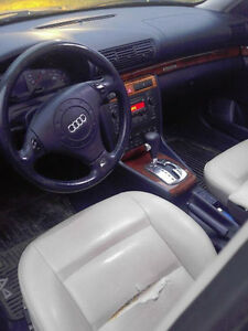 2001 Audi A4 Kawartha Lakes Peterborough Area image 3